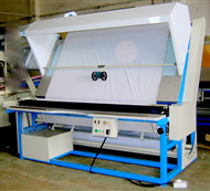Fabric Inspection machine ( Auto Edge Guider Motor )